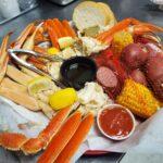 Crableg Platter